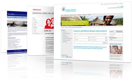 iCams customer careers sites